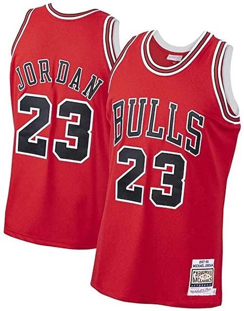 chicago bulls michael jordan 23 jersey