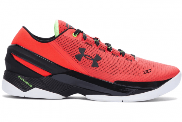 Under Armour Curry 2 Low Energy